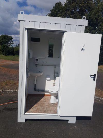 Toilettenbox