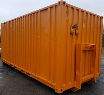 Lagercontainer Werkzeugcontainer Abrollcontainer