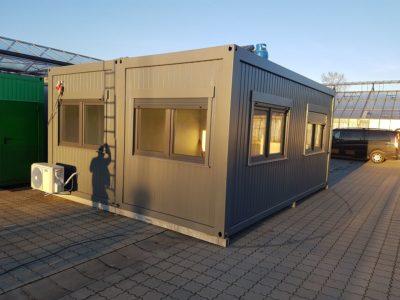 Neu Bürocontainer mit Klimaanlage