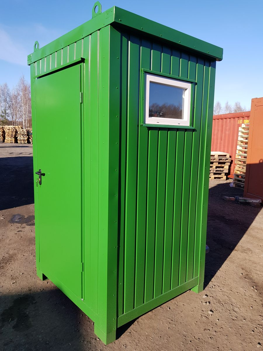 WC BOX Sanitärcontainer